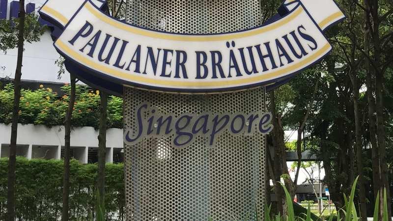 Paulaner Singapur